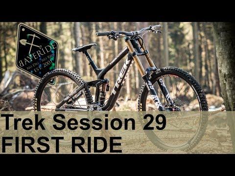 Trek Session 29 2018 - First Ride! Ist es noch fahrbar?!