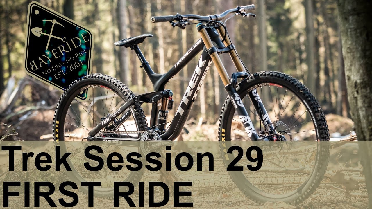 Review: Trek Session 9.9 29 Pinkbike