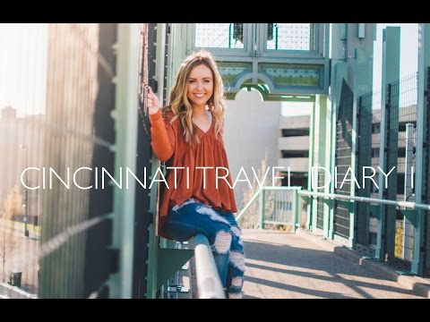 CINCINNATI TRAVEL DIARY 1