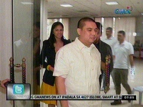 24 Oras: Rep. Mikey Arroyo, iniimbestigahan ng justice dept. ng Amerika