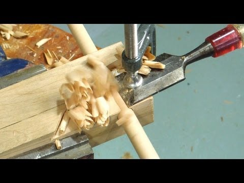 How to make the dowel maker