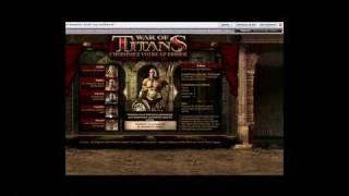 War of Titans - jeu de guerre stratégie gratuit en ligne