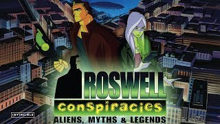 Roswell Conspiracies Aliens, Myths and Legends 1999 1080p_Trailer