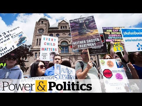 Ontario changes course on autism funding | Power & Politics