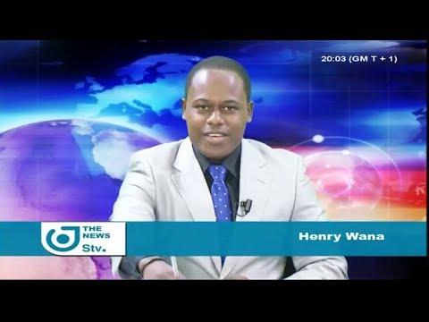 STV NEWS 08:00 PM - Thursday 01st February 2018 - Anchor : WANA Henry TEKE