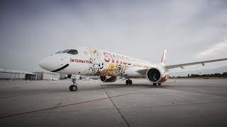 Bombardier CS300 dedicated to Western Switzerland | SWISS