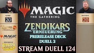 MTG Duell 2 |  Zendikars Erneuerung Prerelease Decks | Magic the Gathering deutsch | Trader Tutorial