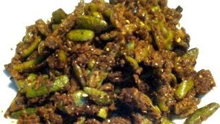 Dondakaya Ullikaram-Tindora Curry with Onion Masala-Ivy Gourd