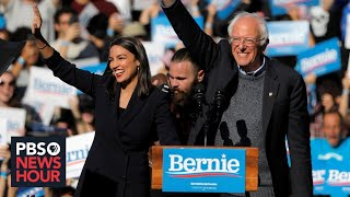 WATCH LIVE: Bernie Sanders holds rally in Iowa with Alexandria Ocasio-Cortez Stream your PBS favorites with the PBS app: to.pbs.org/2Jb8twG Find more from PBS NewsHour at pbs.org/newshour Subscribe to our ...