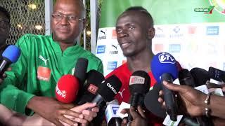 Sadio Mané désigné l'homme du match Sénégal Kenya