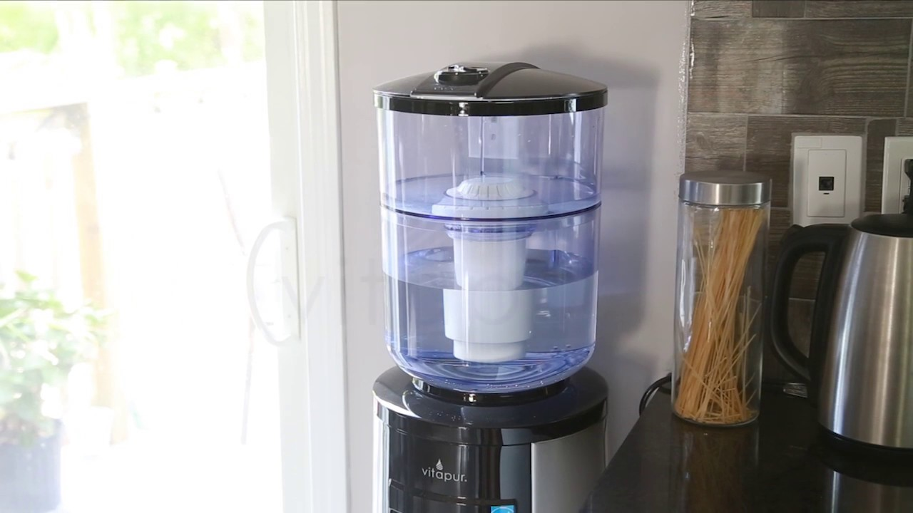 Vitapur Gwf8 Gwf8blk Water Filtration System For Top Load