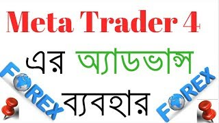 mt4 Tips and Tricks | MetaTrader 4 Bangla Tutorial [ Forex Help BD ]