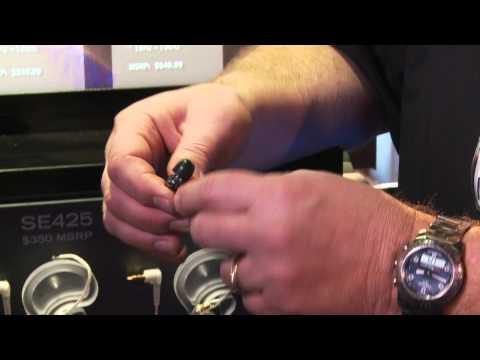 Shure SE425 In-Ear Earset - Review