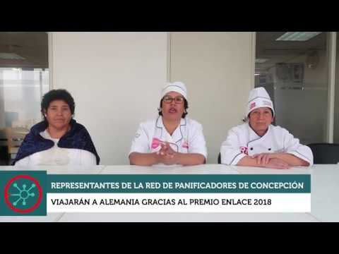 Representantes de la Red de Panificadores de Concepción viajarán a Alemania gracias al Premio ENLACE