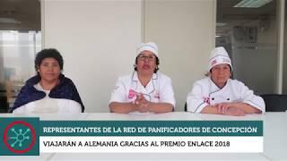 Representantes de la Red de Panificadores de Concepción viajarán a Alemania