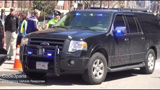 Boston Police Special Ops Ford Expedition