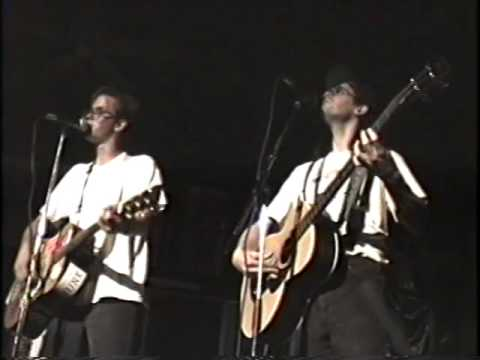 Old 97s- Chumley's, Dallas Tx 5/20/93 Xfer from master tape 97's Part 1