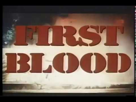 RAMBO - First Blood - Trailer Originale VHS