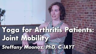 Yoga for Arthritis : Chair Yoga for Improved Mobility : Johns Hopkins Arthritis Center