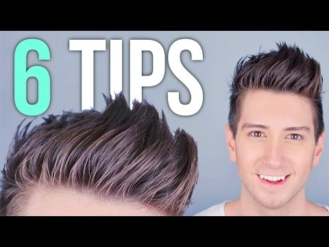 Tips For Styling Tall Hair