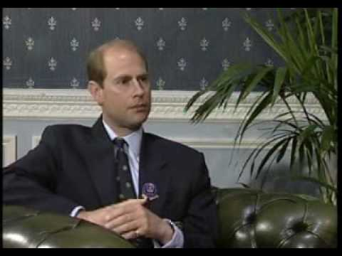 BBC News Prince Edward Interview