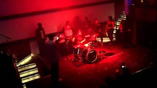 Drum Solo - Pittsburgh - Diesel Club Lounge - Kali Simmons