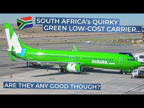 TRIPREPORT   Kulula.com (ECONOMY)   Johannesburg - Cape Town   Boeing 737-800
