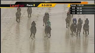 LAUREL PARK 6 3 2018 RACE 8