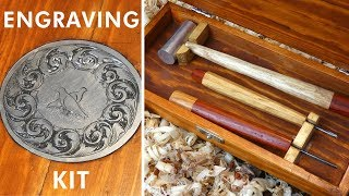 Making an engraving starter kit