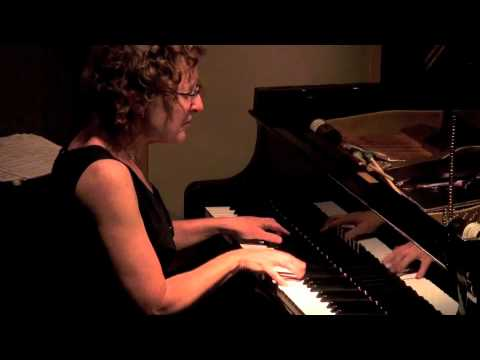 Myra Melford plays blues piano @ Inage Candy