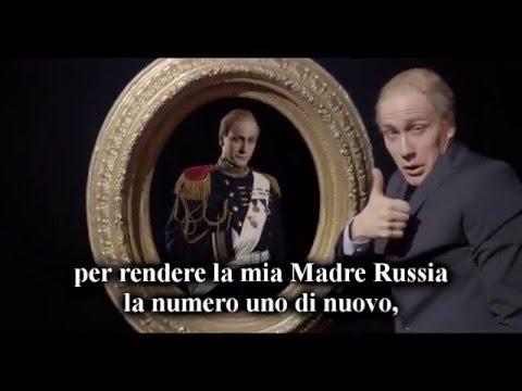 Klemen Slakonja - Putin Put out (sottotitoli in italiano)