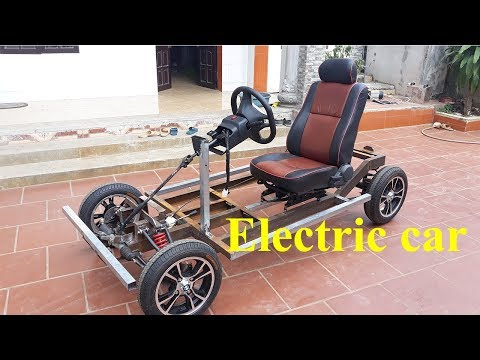 TECH - Electric car with oil disc brakes - part 5