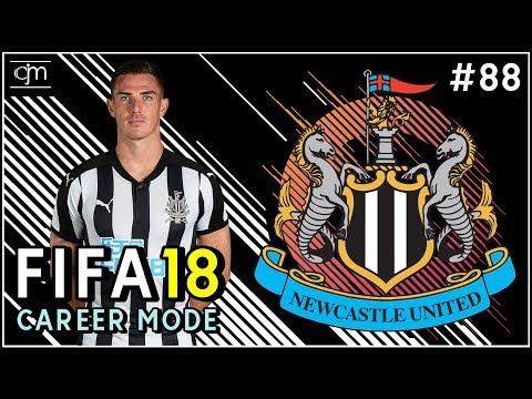 FIFA 18 Newcastle Career Mode: Dua Pertandingan Terakhir Premier League #88