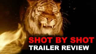 The Jungle Book Trailer Review - SHOT BY SHOT REACTION - Beyond The Trailer