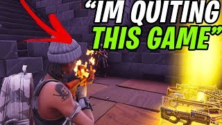 DUMBEST Scammer Loses The RICHEST Inventory! (Scammer Get Scammed) Fortnite Save The World