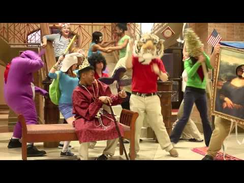 Harlem Shake (Caruthersville High School Art Club)