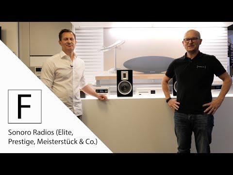 Die besten Radios und All-in-One Geräte? Hörtest & Produktvorstellung von Sonoro (Küchenradios etc.)