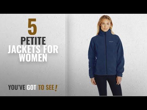 Top 10 Petite Jackets For Women [ Winter 2018 ]: Columbia Women's Petite Benton Springs Full Zip