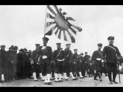 WWI In Questions - What did Japan Do During the War?