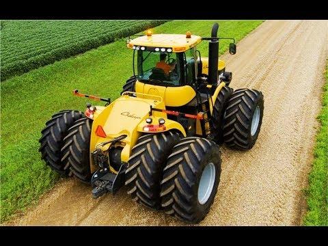 ЭТО НАДО ВИДЕТЬ! Лучшие трактора - Кто кого?к 700 дт мтз John Deere|ATW