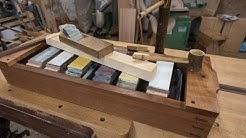 Japanese Tool Box / Sharpening Station