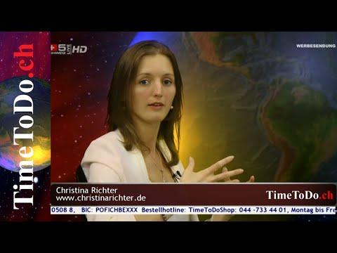 Christina Richter - die Seelenhüterin und Aktuelles, TimeToDo.ch 20.04.2016