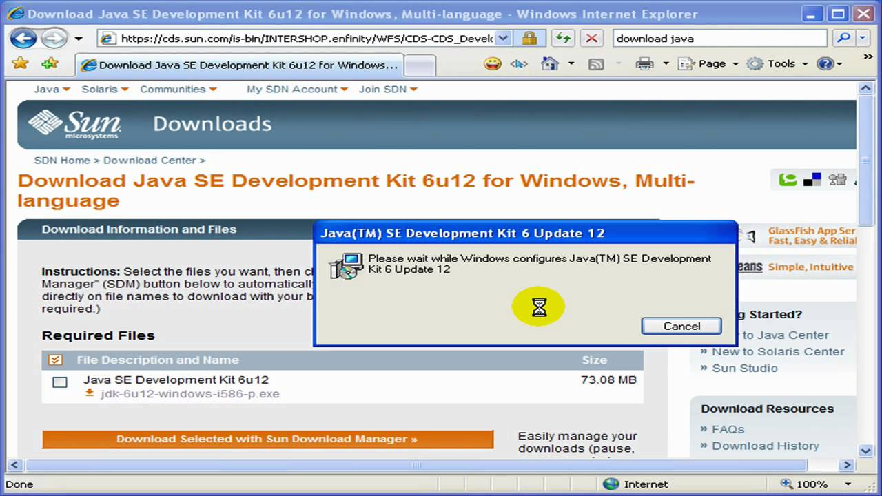 Download and Install Java (JDK) - HD quality