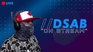 Day 13/30 Stream Challenge | Followers Goal 18/50 on Twitch | @OMGitsDsab on socials | #DsabNation