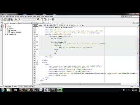 WEB SQL BASE DE DATOS EN HTML5