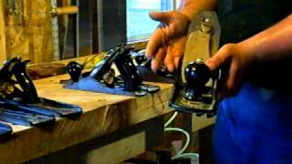Woodworking Tools: Chapter 1 Planes / Part 1 Bench Planes
