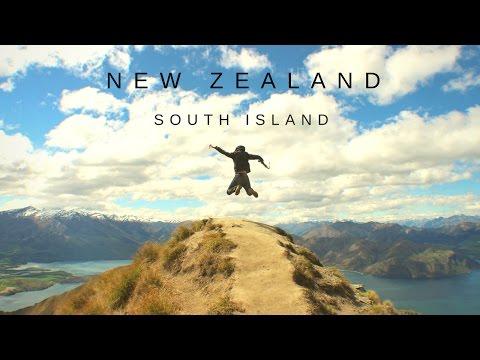 SOUTH ISLAND, NEW ZEALAND | DJI Drone