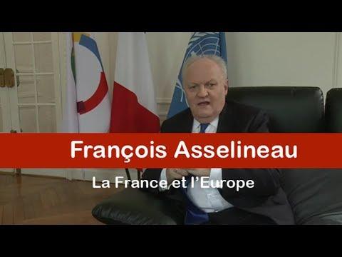 François Asselineau : la France et l'Europe