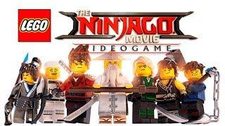 THE LEGO NINJAGO MOVIE VIDEOGAME прохождение на русском Часть 2 МЕХИ для НИНДЗЯ