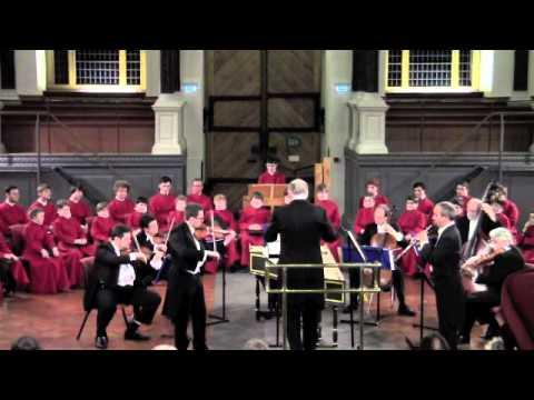 Shlomy Dobrinsky Violin Bach Double Concerto for Violin and Oboe, 3rd Movement